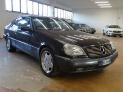 MERCEDES-BENZ CL 500 SEC