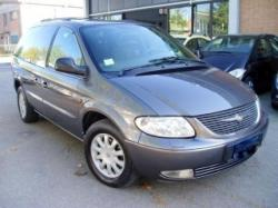 CHRYSLER Voyager 2.5 CRD cat SX