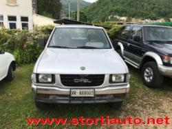 OPEL Campo 2.5 diesel 2p. Sportscab Pick-up