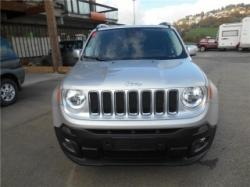 JEEP Renegade 2.0 TDi 4x4 Limited MANUALE-GARANZIA