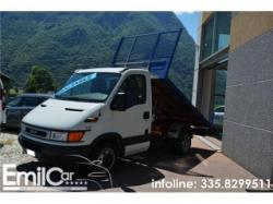 IVECO LKW/TRUCKS Daily 35 c 11 Ribaltabile trilaterale