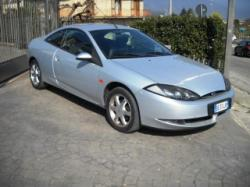 FORD Cougar 2.5i V6 24V cat