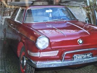 Bmw 725 bmw 700anno 1965 soverling