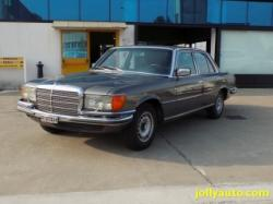 MERCEDES-BENZ 280 280 S - W 116 - Manuale - Iscritta ASI