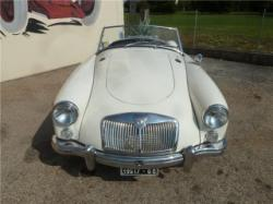 MG MGA Twin Cam Roadster cc 1600