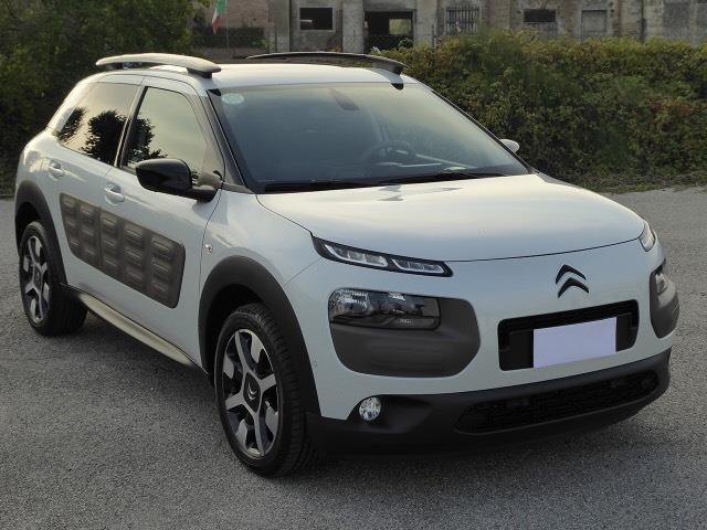 Citroen c4 cactus 1.6 blue hdi 100 cv shine edition