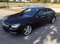 MERCEDES-BENZ CLS CLS 350 CDI BlueEfficiency 4MATIC
