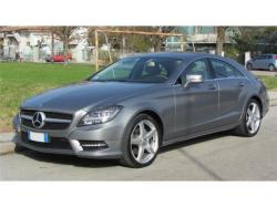 MERCEDES-BENZ CLS 350 CDI Bluefficiency AMG AIRMATIC