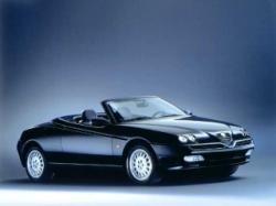 ALFA ROMEO Spider 2.0i 16V Twin Spark cat