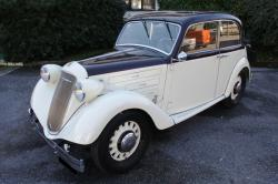OLDTIMER Fiat 508 Balilla Beaumont
