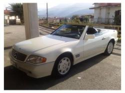 MERCEDES-BENZ SL 280 cat Full Optional 2 Posti Cabrio