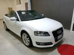 AUDI A3 Cabrio 1.6 TDI 105 CV CR Attraction
