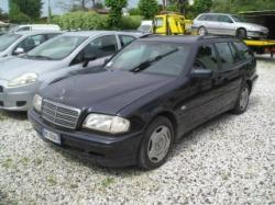 MERCEDES-BENZ C 200 Kompressor cat S.W. Classic