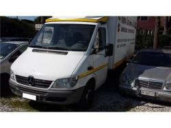 MERCEDES-BENZ Sprinter 416 CDI  CELLA ISOTERMICA
