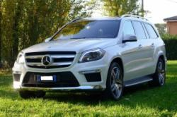 MERCEDES-BENZ GL 420 GL 400 4matic Premium