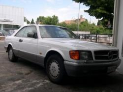 MERCEDES-BENZ 560 SEC ASI --GPL--
