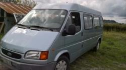 FORD Transit 190 2.5 D PL Cabinato