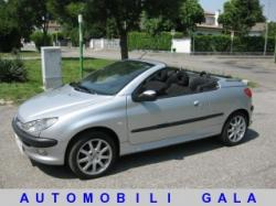 PEUGEOT 206 1.6 16v CC Enfant Terrible