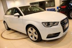 AUDI A3 SPB 2.0 TDI 150 CV clean diesel Attraction