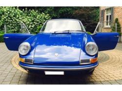 PORSCHE 912 Ossi Blue Full Matching