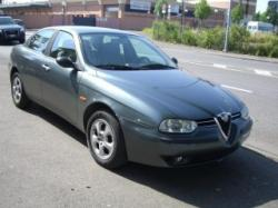 ALFA ROMEO 156 1.9 JTD cat Distinctive +NAVY