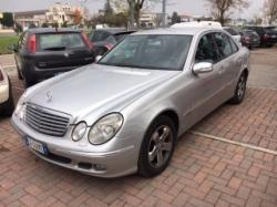 MERCEDES-BENZ E 200 NGT Bi-power cat Elegance