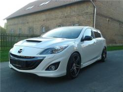 MAZDA 3 2.3 MZR DISI Turbo MPS