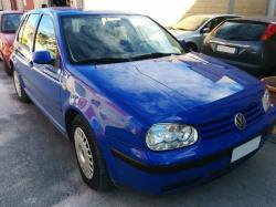 VOLKSWAGEN Golf 1400 16v