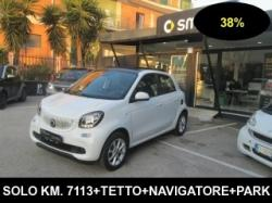 SMART ForFour -38% Passion KM. 7.113 NAV+TETTO Cod.7JF0117.707