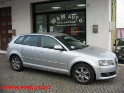AUDI A3 SPB 1.6 TDI CR F.AP. Young Edition !!!