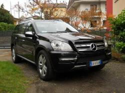 MERCEDES-BENZ GL 320 GL 350 BlueTEC 4MATIC Sport 7