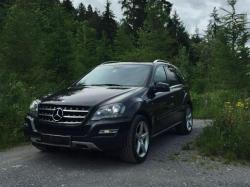 MERCEDES-BENZ ML 300 CDI BlueEfficiency 4MATIC Aut. DPF
