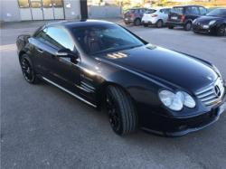 MERCEDES-BENZ SL 55 AMG Classe     (R230)   Kompressor cat