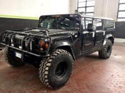HUMMER H1 6.5 T.D. KILLER BLACK ( FOR EXPORT NETTO 48.200)