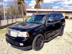LINCOLN Navigator BLACK FORCE 4WD GPL WHEEL 22