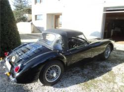 MG MGA restaurata totalmente