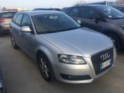 AUDI A3 1.6 TDI 105 CV CR Ambition