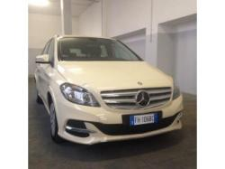 MERCEDES-BENZ B 200 NGD Executive. Interno pelle.Bassi consumi
