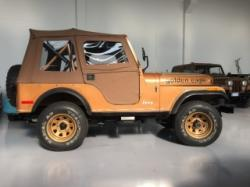 JEEP CJ-5 GOLDEN EAGLE V8 CONSERVATO