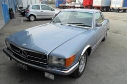 MERCEDES-BENZ SL 350  SLC 350 COUPE'