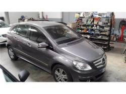 MERCEDES-BENZ B 170 NGT BlueEFFICIENCY Chrome navigatore.METANO