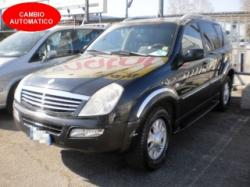 SSANGYONG REXTON 2.7 XDi cat Premium Automatica 4WD