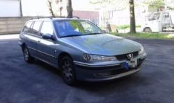 PEUGEOT 406 2.0 HDi cat S.W. Exclusive