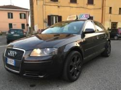 AUDI A3 SPB 2.0 TDI S tronic Attraction TETTO PELLE