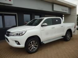 TOYOTA Hilux 2.4 D-4D 4WD 4 porte Double Cab Executive