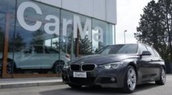 BMW 318 d Touring Msport LISTINO 62.300?