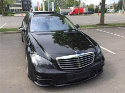 MERCEDES-BENZ S 550 4MATIC Aut.