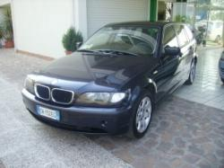 BMW 320 d turbodiesel cat Touring Futura