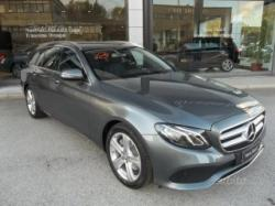 MERCEDES-BENZ E 220 BlueTEC S.W. Automatic Business COMAND/LED/SENSORI