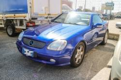 MERCEDES-BENZ SLK 230 cat Kompressor